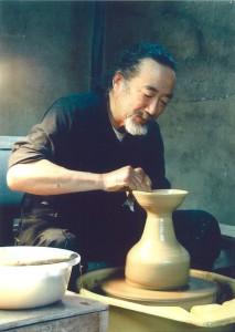 陶芸家吉田明先生